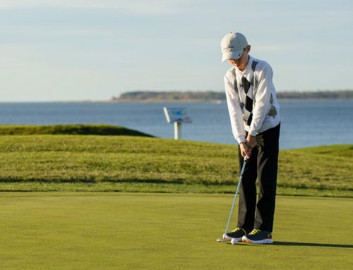 PRO TIPS: Putting Stance 101