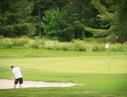 PRO TIPS: Getting out of Bunkers on the River Course
